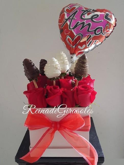 Fresas y Chocolate 04